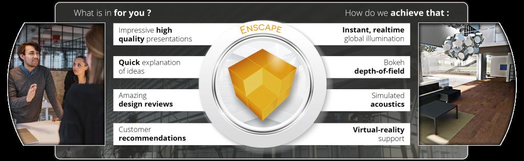 Enscape_USPs