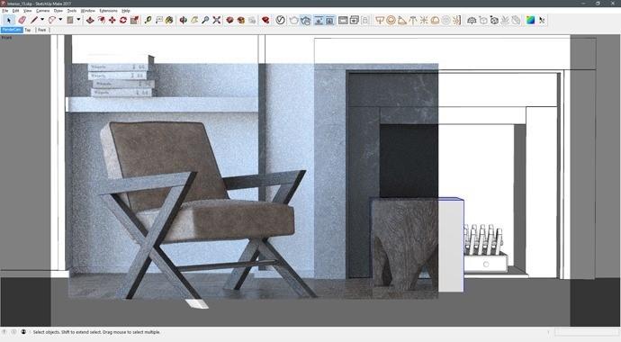 viewport rendering