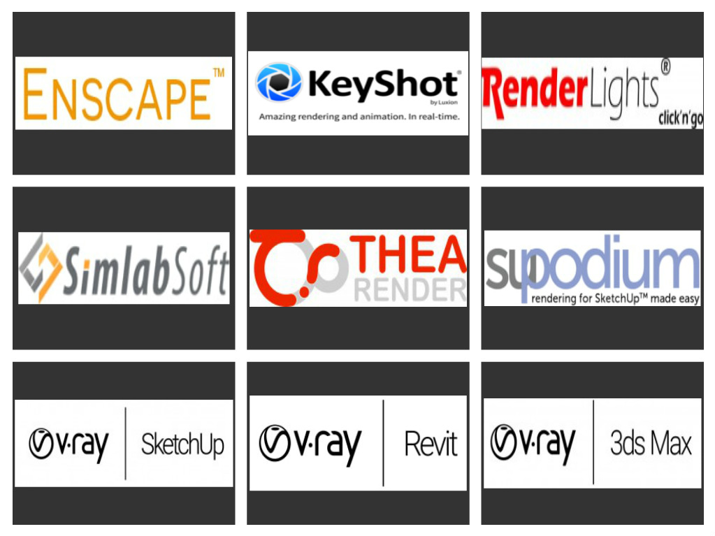 The World of Rendering Terminology - SEE-IT-3D