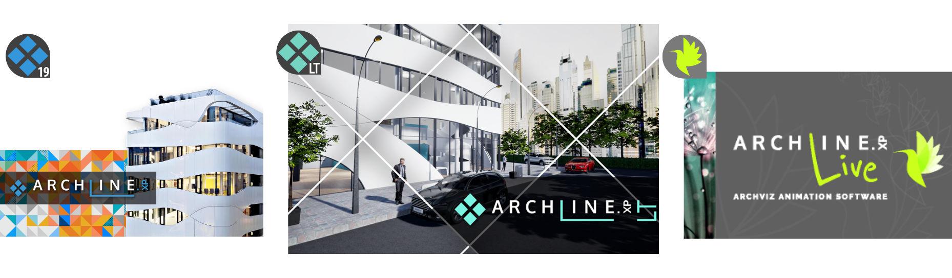 ARCHLine.XP LT - PRO + LIVE 2019