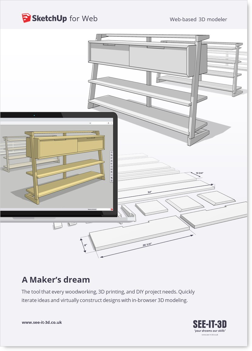 SU-SketchUp for Web SEEIT3D