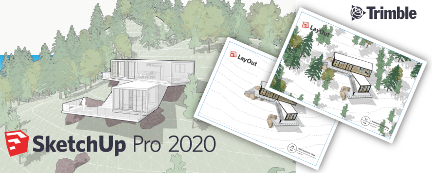 What S New In Sketchup Pro 2020 See It 3d