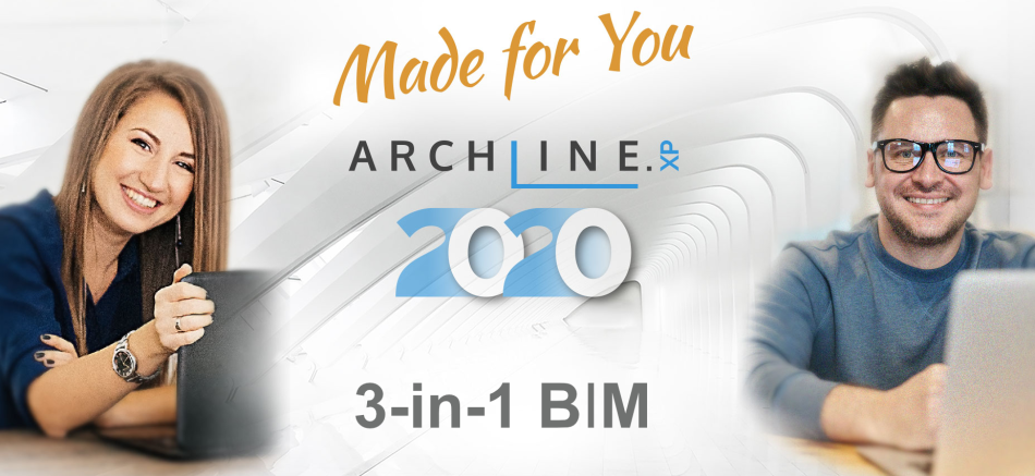 ARCHLine.XP 2020