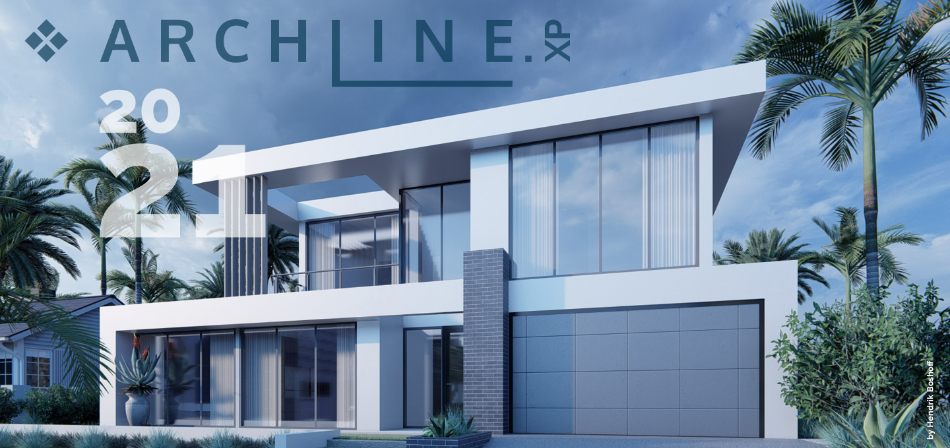 ARCHLine.XP PRO 2021 - Perpetual Licensed BIM Solutions